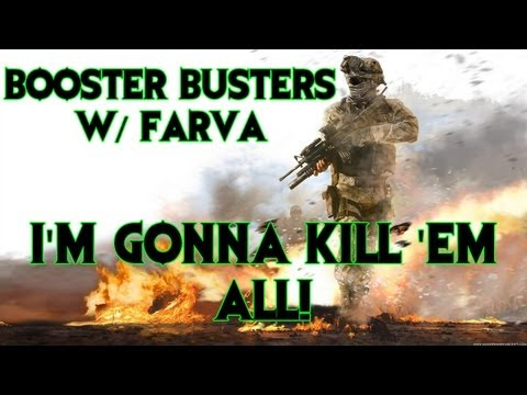 "Booster Busters w/ Farva | ""I"