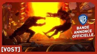 Bande annonce Mortal Kombat Legends: Scorpion's Revenge