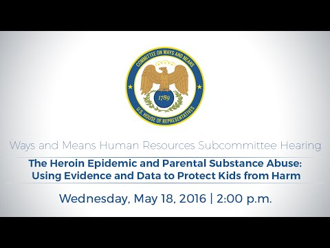 Human Resources Subcommittee Hearing on the Heroin Epidemic and Parental Substance Abuse (Pt.2)