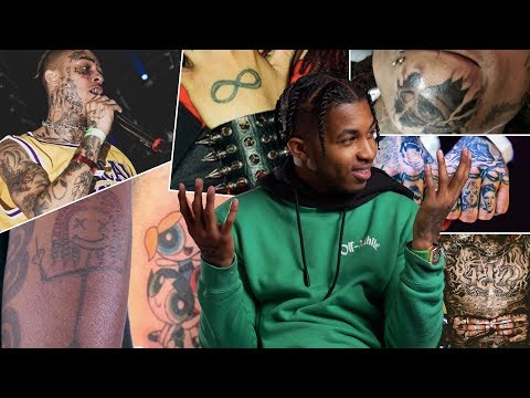 DDG Guesses Rappers by Their Tattoos