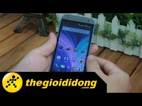 Trên tay HTC One Mini 2 | www.thegioididong.com
