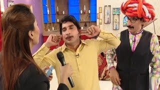 Sawa Teen 19 March 2016 - Pakistani PK in Comedy Show