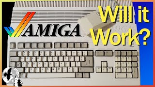 Amiga 500 Repair – Getting it to Boot After 20 Years in the Closet