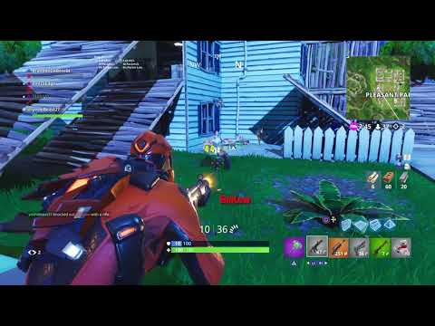 Fortnite Montage-Introducing Lost Nation