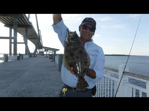 Jiggin' Jerry, Inshore Fishing In Charleston, SC, Sept. 2019