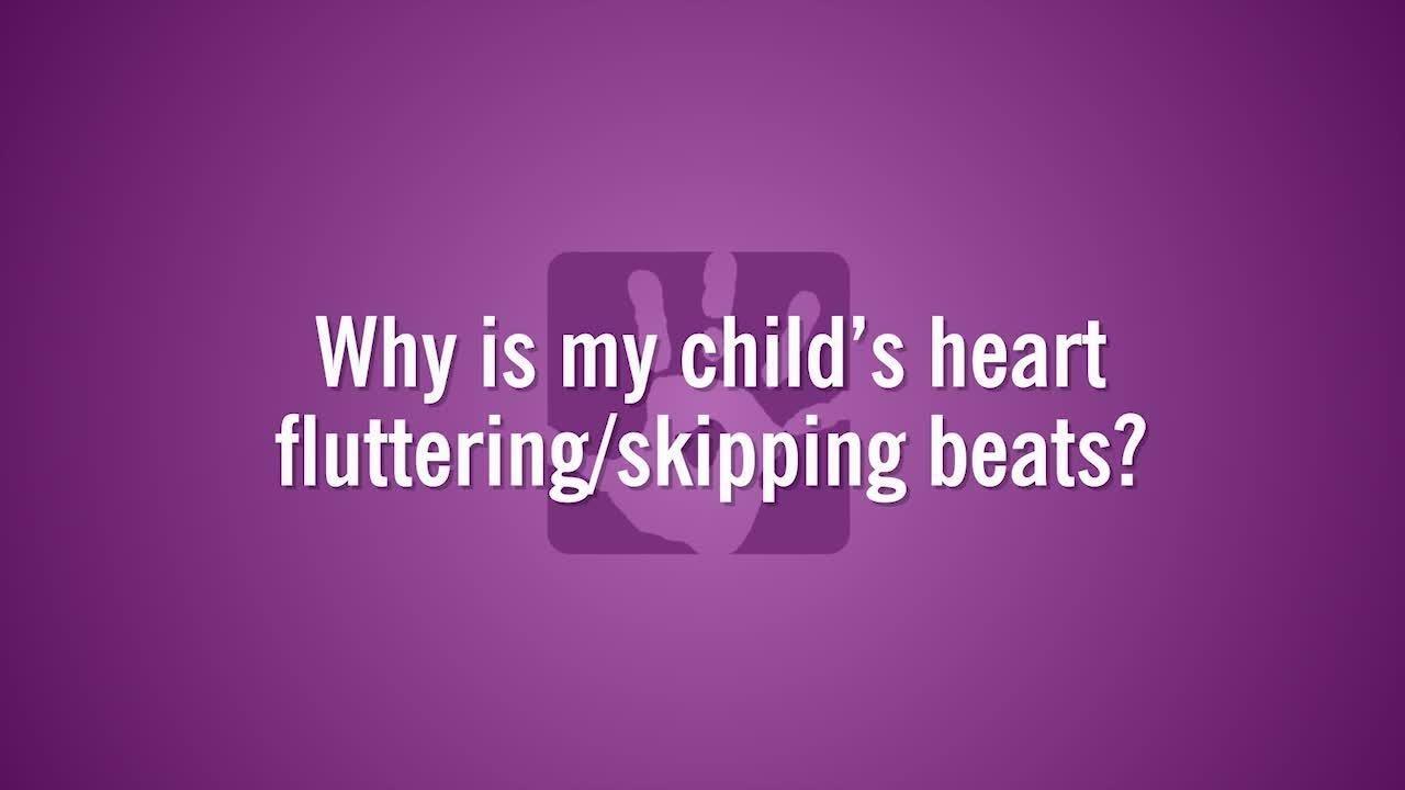 Pediatric Heart Arrhythmias