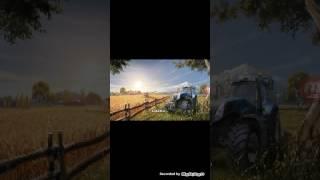 2 odc Z Farming Simulator 2016 Koszenie Trawy, Serwis Ciagników I Oprowadzenie Po Gospodarstwie