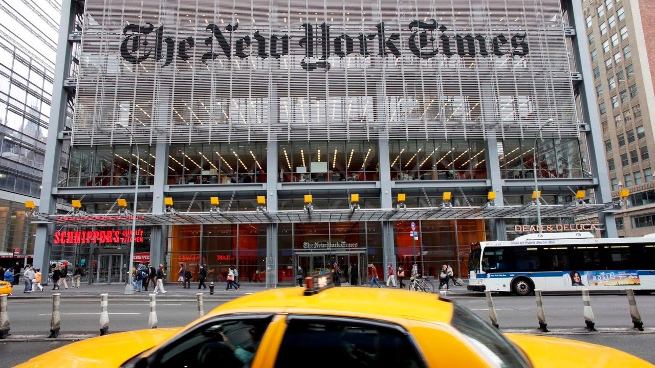 New York Times journalist 'defends calls' for Australian journalist to be censored