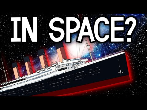 DID THE TITANIC GO TO SPACE? [B-Sauce Special]