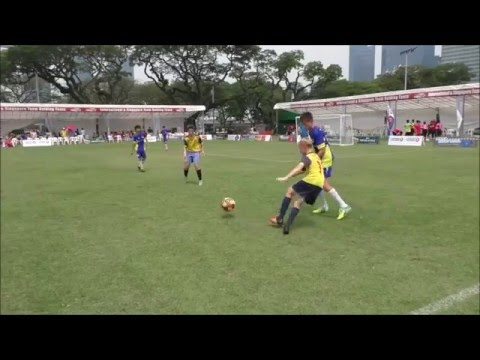 2016 Singapore 7s - U14 JSSL Elite vs. Asia Pacific Soccer S