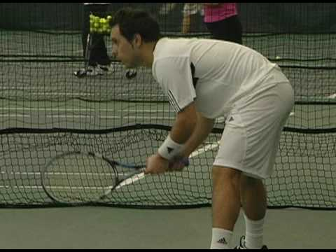 Drury Tennis: #11 Men vs. Washington University - YouTube
