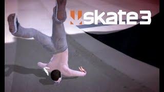 Skate 3 - Face Lift [Playstation 3 Gameplay]