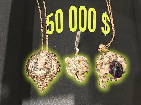 BUYING A 50 000 DOLLARS DIAMOND PENDANT IN DUBAI