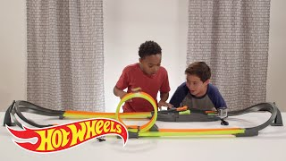 Electric Powered Speed | Challenge Accepted! | Hot Wheels