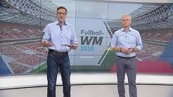 FUSSBALL-WM 2018: Titanen-Tod - Wie die Kroaten Argentinien umpflügen
