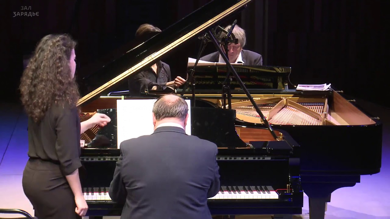 A. Ghindin & B. Berezovsky play an encore
