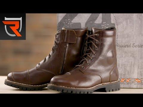 TCX Hero Waterproof Boots Spotlight Review   Riders Domain (2018)