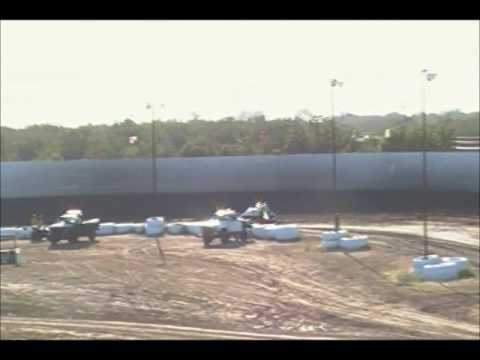 Marysville Raceway - Wingless Sprint   Hotlaps 7 /1/17
