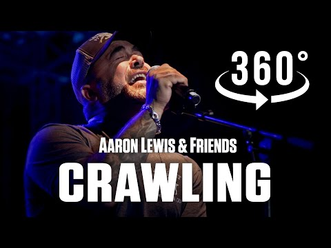Crawling Linkin Park  Aaron Lewis & Friends  360°  The VR Sessions
