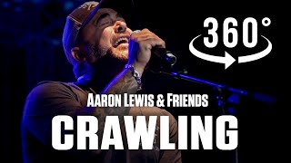 Download lagu  Crawlingby Aaron Lewis of StaindSully Erna of GodsmackFriends 360 VR MP3
