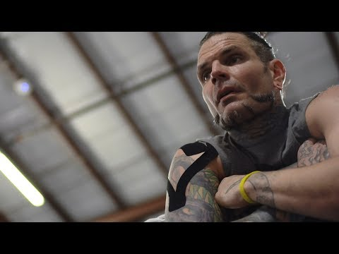 Jeff Hardy's comeback story continues to be written