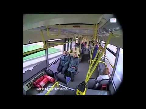 Bus accident in Russia vs Lil Jon - Turn Down for What
