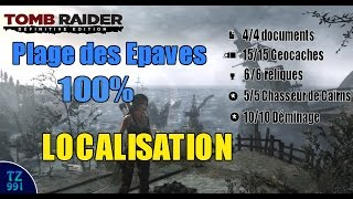 Gambar cover [Localisation] Tomb Raider Definitive Edition - Plage des Epaves 100% [Guide]