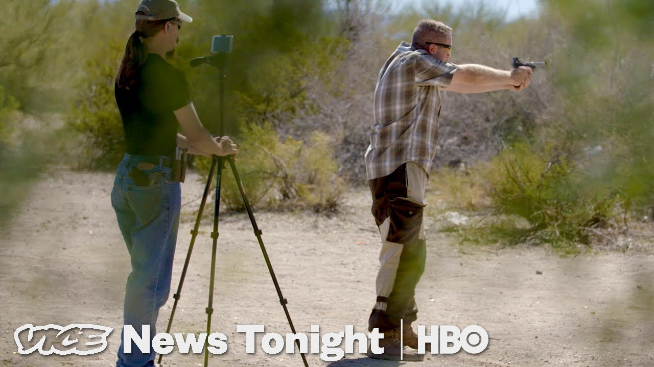 Gun Vloggers Are Flipping Out At Youtube's Crackdown On Their Videos (HBO)
