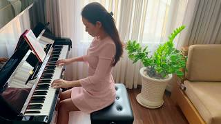 Yanni -  Reflection Of Passion (Piano Cover Linh Tran)