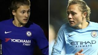 Women's Champions League: Chelsea and Manchester City bid to make history