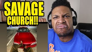 "CHURCH IS CALLING OUT EVERYONE!! Upchurch ""REDCOAT"" (AUDIO) REACTION!!"