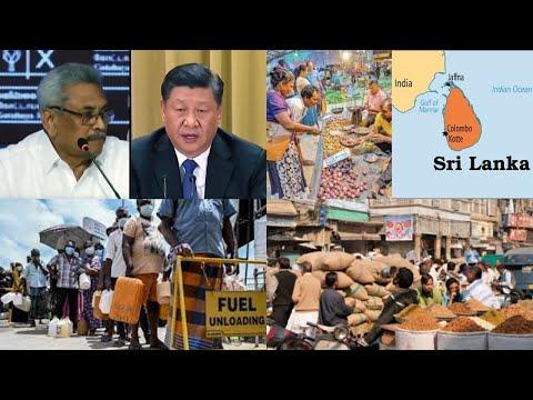 Sri Lanka declares 'economic emergency' to contain food prices