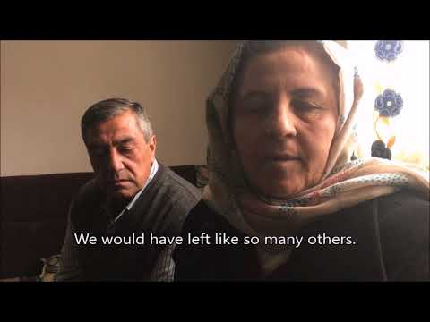 """Mother of SAA Martyr """"The Syrian Arab Army and the People are One Hand."""""""