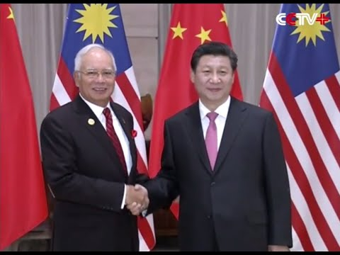 China, Malaysia Pledge to Enhance Ties
