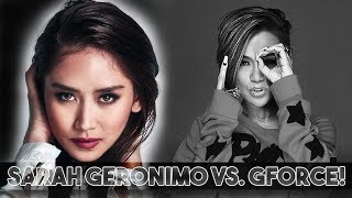 Sarah G and G-Force: (Must see Showdown)