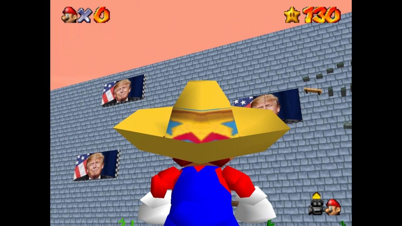 Super Mario Maker 64 Lets You Make Super Mario 64 Levels