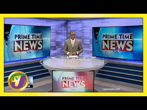 Jamaican News Headlines   TVJ News - June 10 2021
