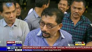 TKD Polisikan Perusak Atribut Kampanye Jokowi-Ma'ruf Amin di Jawa Timur