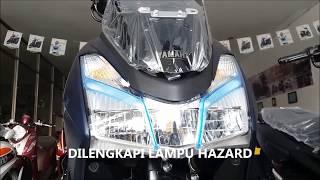 Yamaha Lexi 125 cc, Juli 2018