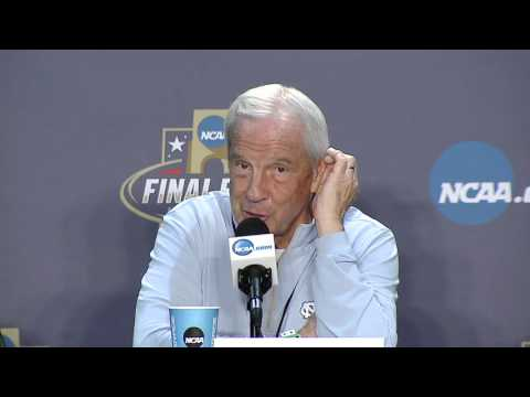News Conference: North Carolina Final Four Preview