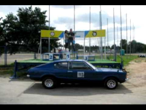 Ford Taunus Coupe Youngtimerparty VIII lipiec 2009 YTP 8