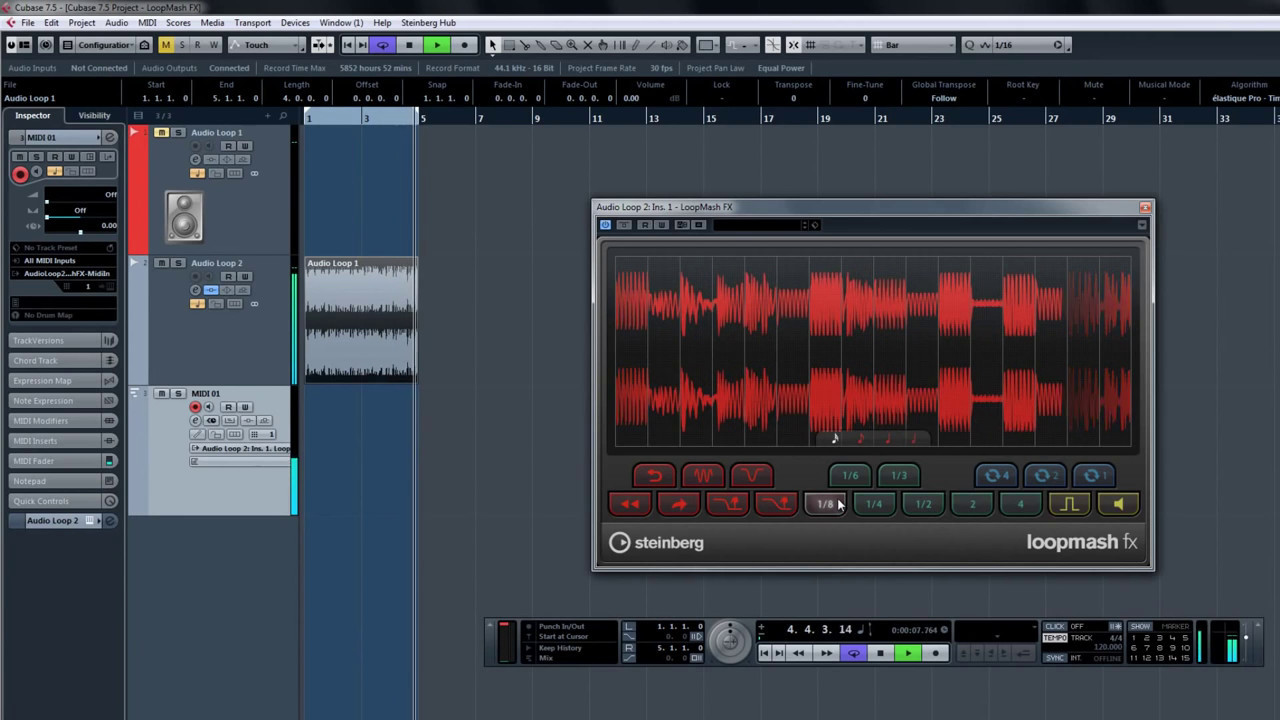 Sound Effects | New Features in Cubase 7 5