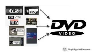 Photos, VHS, Film to Digital -- 5 Memory Gift Ideas for Father