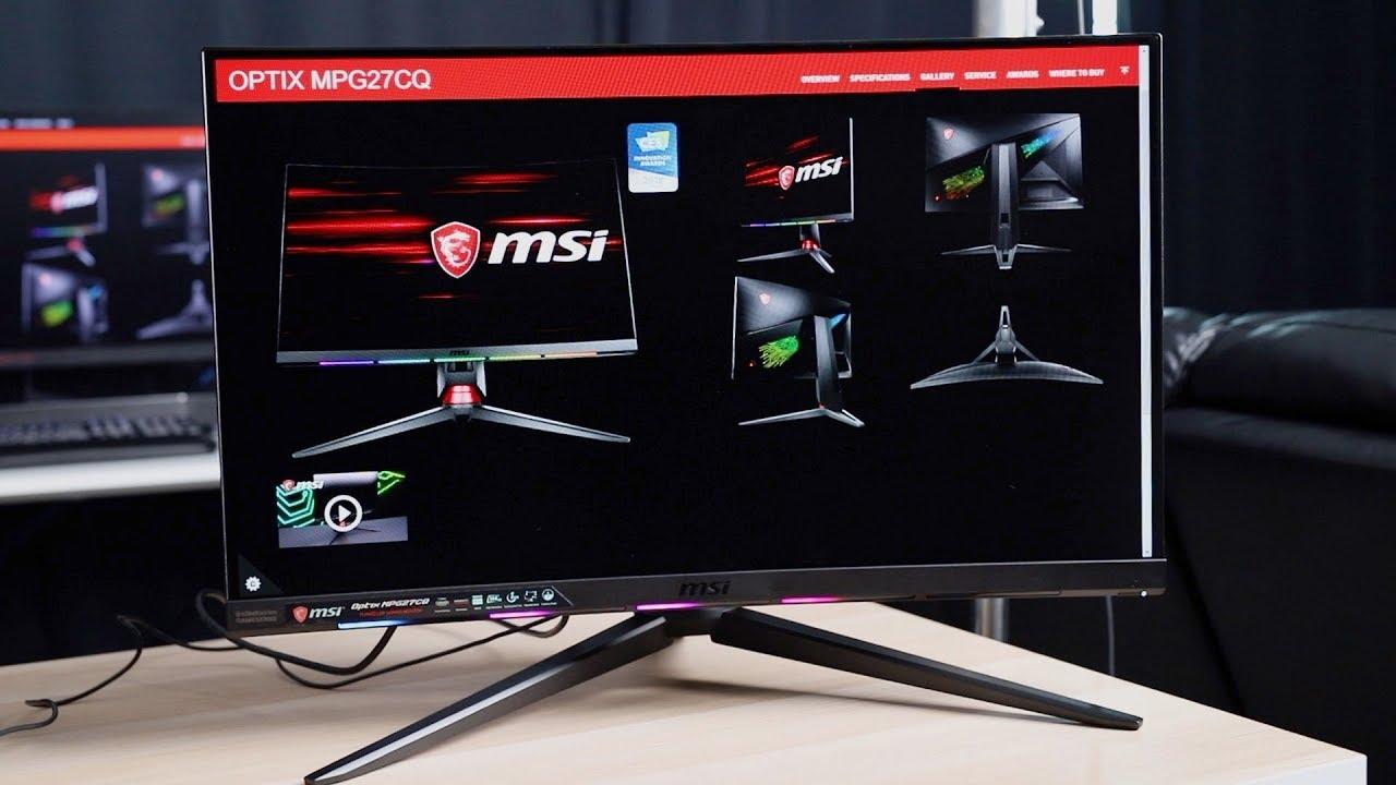 MSI Optix Gaming Monitors - www hardwarezone com sg