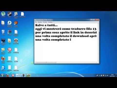 telecronaca italiana fifa 13 pc