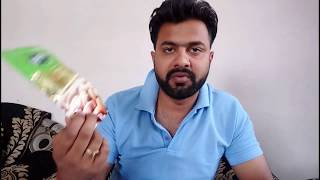 Health Benefits of Almonds - Happilo 100% Natural Premium Californian Almonds Review in Hindi, Uses