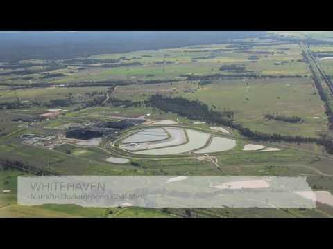 Whitehaven Narrabri Undergound Coal Mine