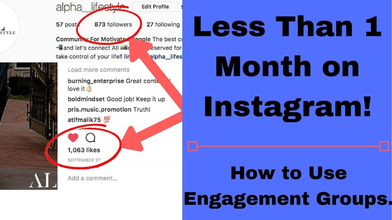 How To Use Instagram Engagement Groups To Grow Your Followers