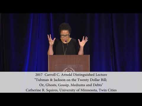 2017 NCA Annual Convention Carroll C Arnold Lecture