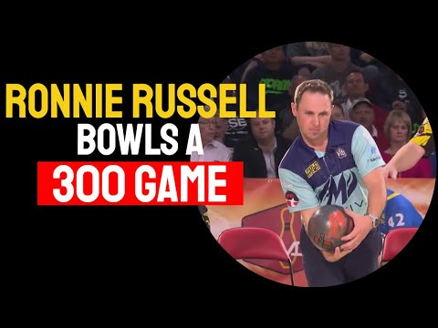 Thumbnail: Ronnie Russell 300 game PBA World Series Bowling